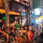It's always fun on Khaosan Road