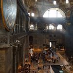 Hagia Sophia or church of holy wisdom