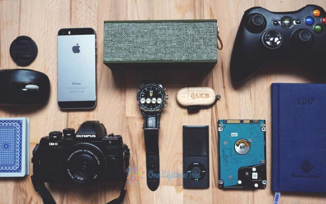 Best Gadgets and Items for budget travelers