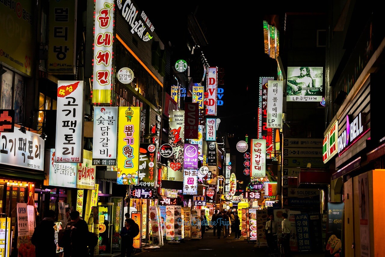 JONGNO DISTRICT